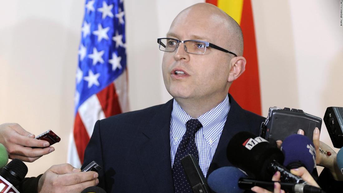 Wer ist Philip Reeker? Pompeo stellvertretender überwachung der Europa-Politik ist weiter in der Anklage Anfrage