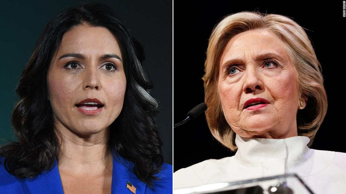 Tulsi Gabbard got a boost following Hillary Clinton's attacks on her