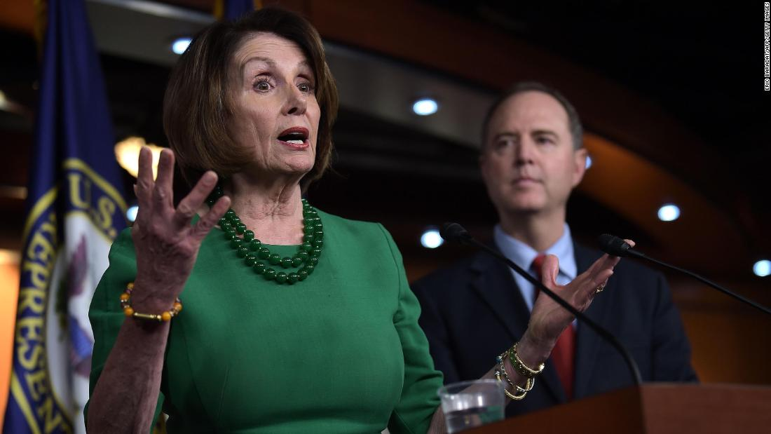 House Democrats unveil package of reforms aimed at Trump – CNN