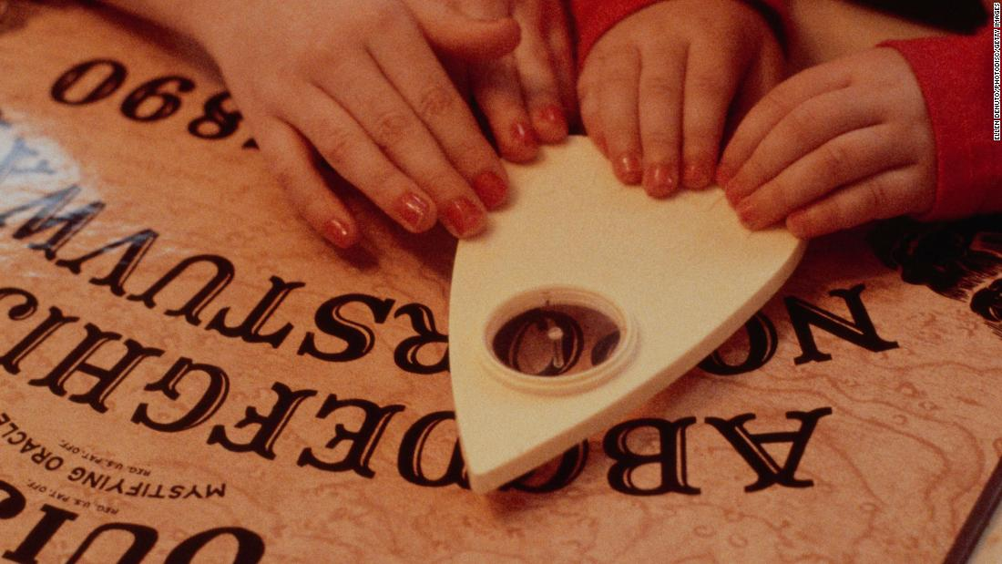 "Jason Hawes: If you use a Ouija board to summon a spirit, ""you're opening yourself up to a world of trouble."""