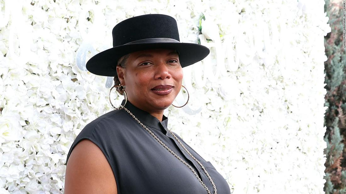 Queen Latifah to be honored by Harvard for her contributions to black culture