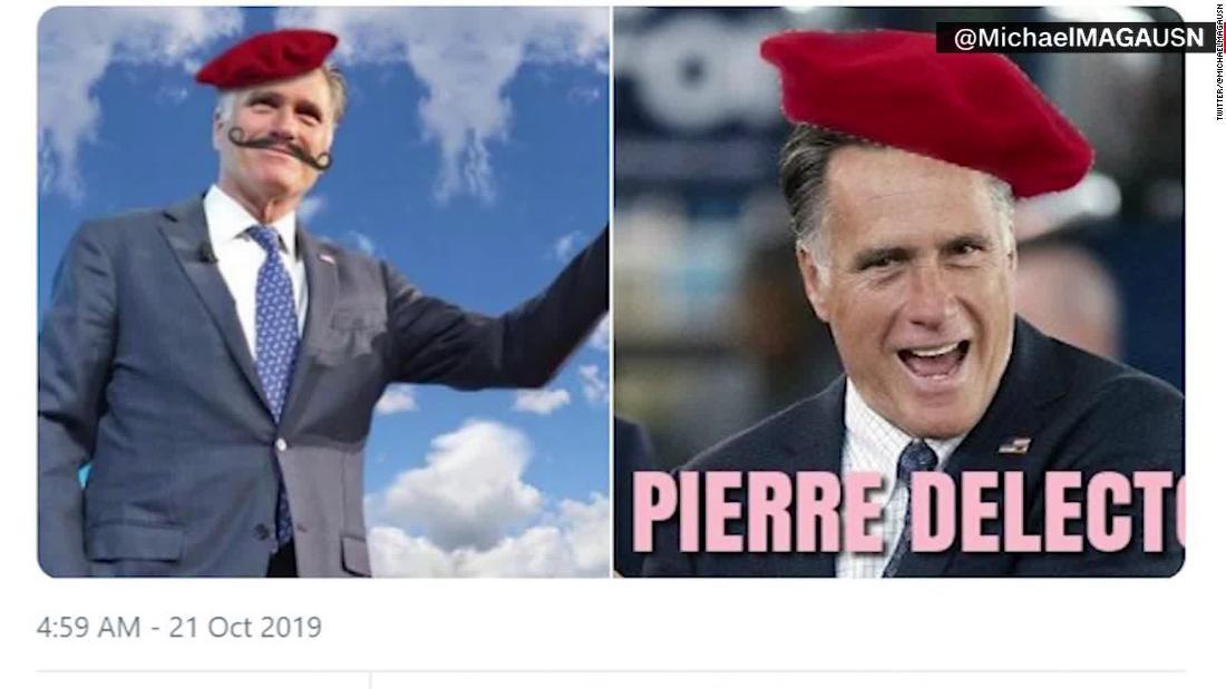 Internet goes wild über Mitt Romney gefälschte Twitter-Namen