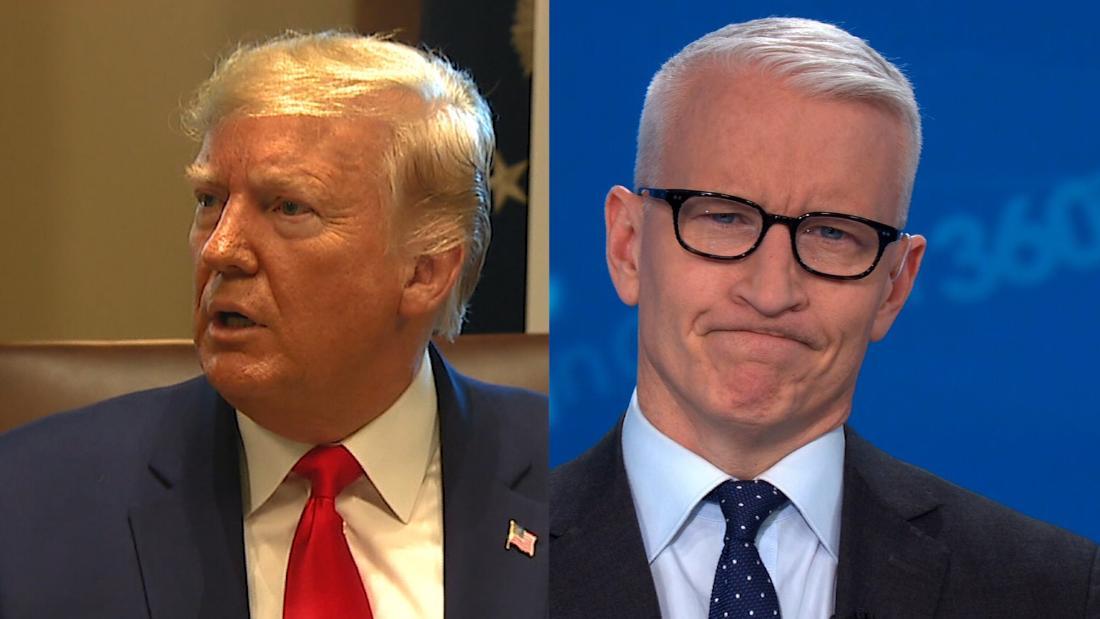 Cooper: Trump spricht, als ob er noch die Kontrolle über Doral