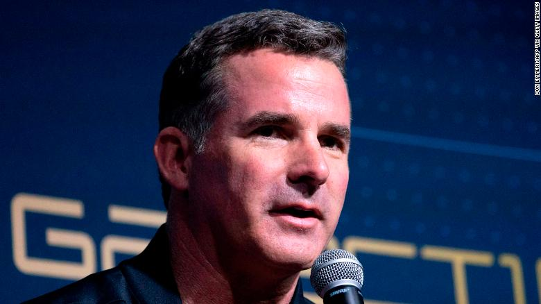 Under Armour's Kevin Plank is leaving the CEO post in January.