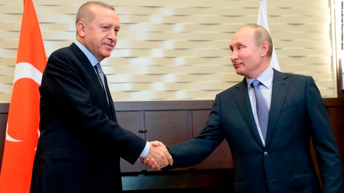 Putin and Erdogan just did a deal on Syria. The US is the biggest loser.