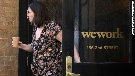 SoftBank's massive WeWork bailouts have sacked the founder by $ 1.7 billion.
