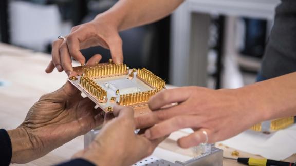 Google said this week it had achieved a major quantum computing milestone.