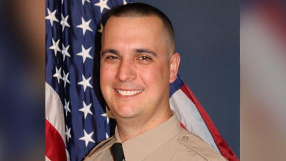 El Dorado County Sheriff's Deputy Brian Ishmael