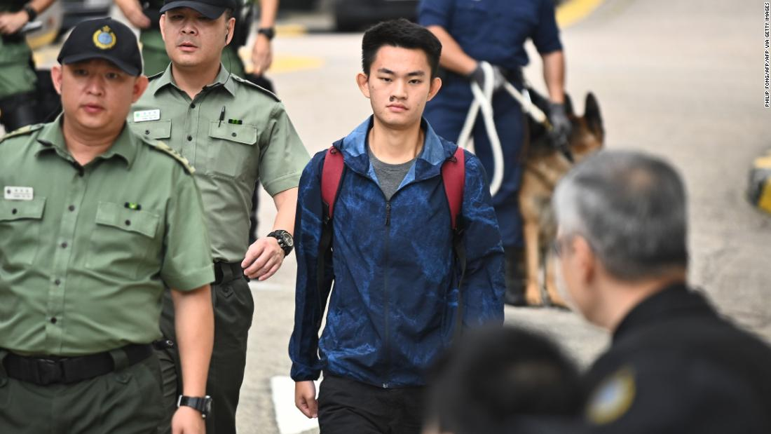 Murder suspect whose alleged crime kicked off Hong Kong protests walks free - CNN thumbnail