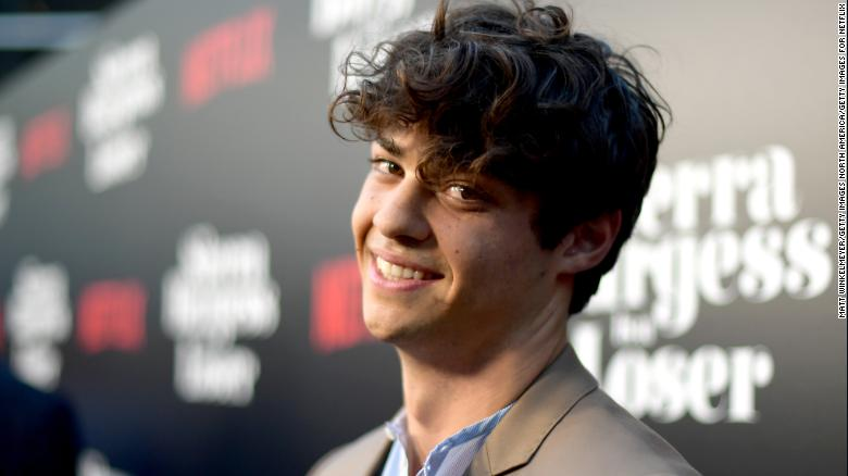 Noah Centineo gets tonsils removed after 'chronic tonsillitis and strep throat'