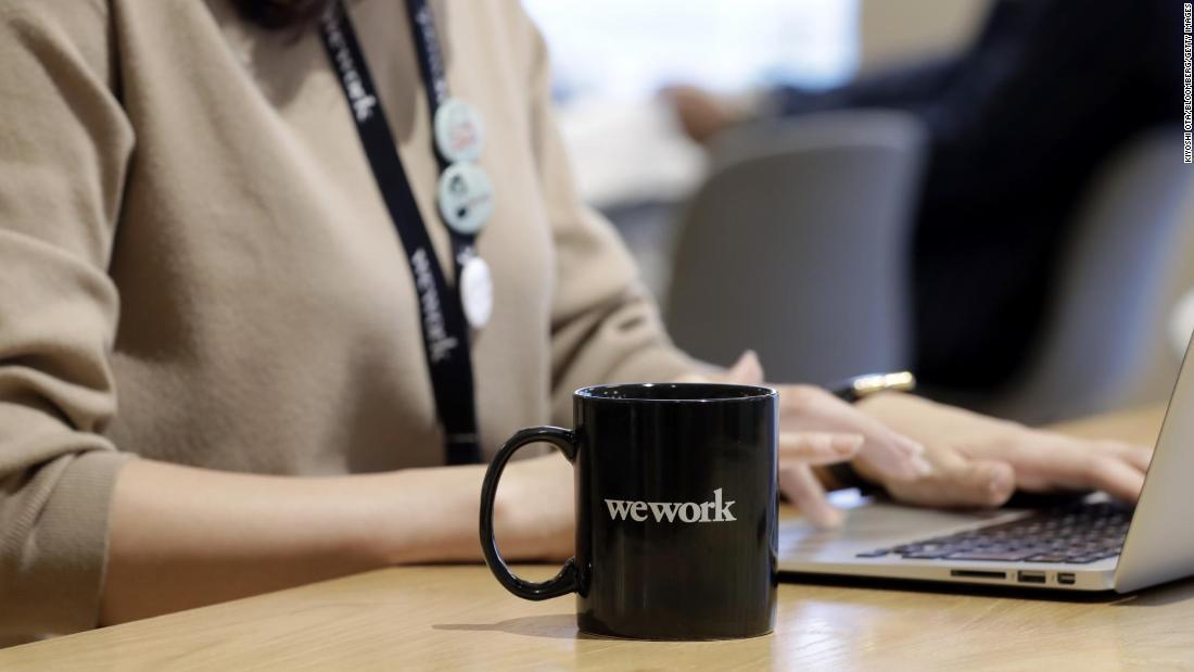 WeWork ist blamiert CEO ist immer eine riesige Auszahlung. Nun Arbeitnehmer erwarten von Ihrem eigenen Schicksal