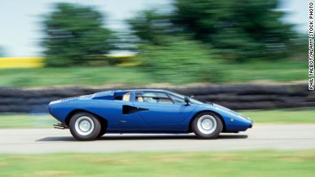 The Countach defined not just Lamborghini, but all sorts of high-performance supercars.
