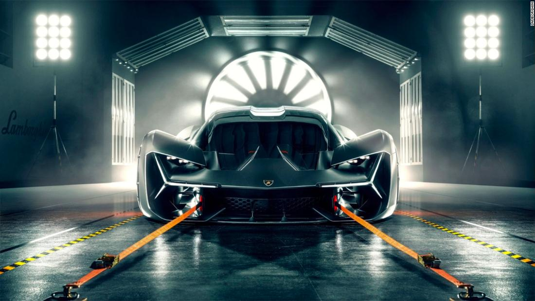 Lamborghini is working with researchers at MIT to power cars like the Terzo Millennio using carbon nanotubes and supercapacitors.