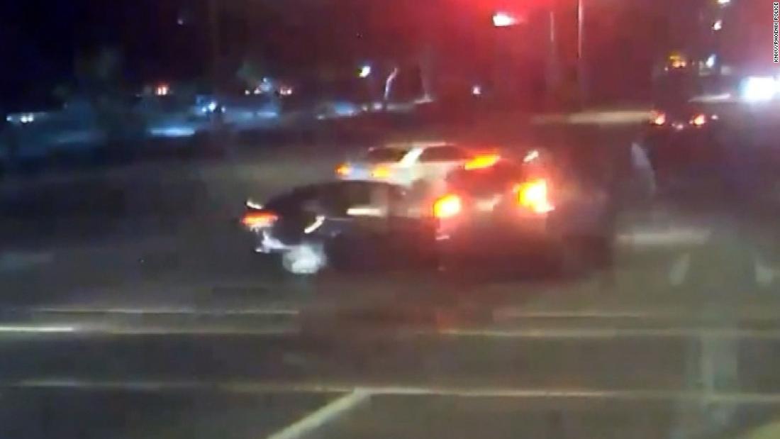 Το βίντεο δείχνει το αυτοκίνητο συντριβή πρόληψη φρικτό ατύχημα