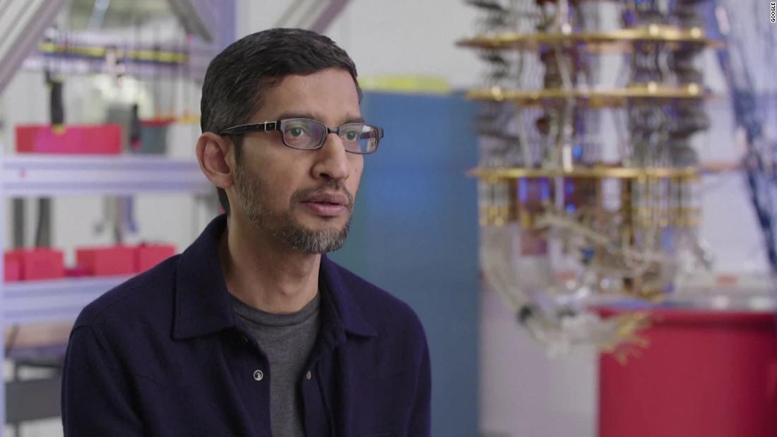 Google claims its quantum computer can do the impossible in 200 seconds