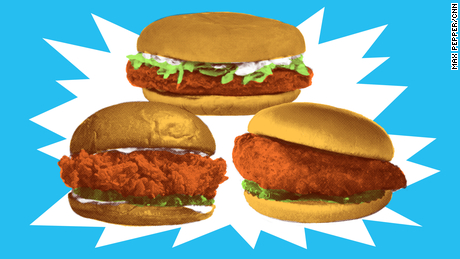 The Fast Food Sandwich War Is Depleting The US Of Its Entire Supply Of Little Chickens