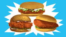 Crispy, spicy and hugely popular: Why chicken sandwiches are taking over America