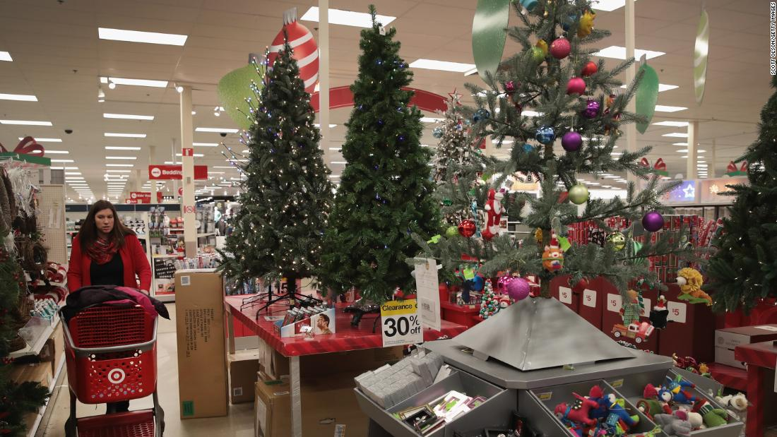Kohls Radio 2021 Christmas Playlist How Stores Choose Which Songs To Play Cnn Business