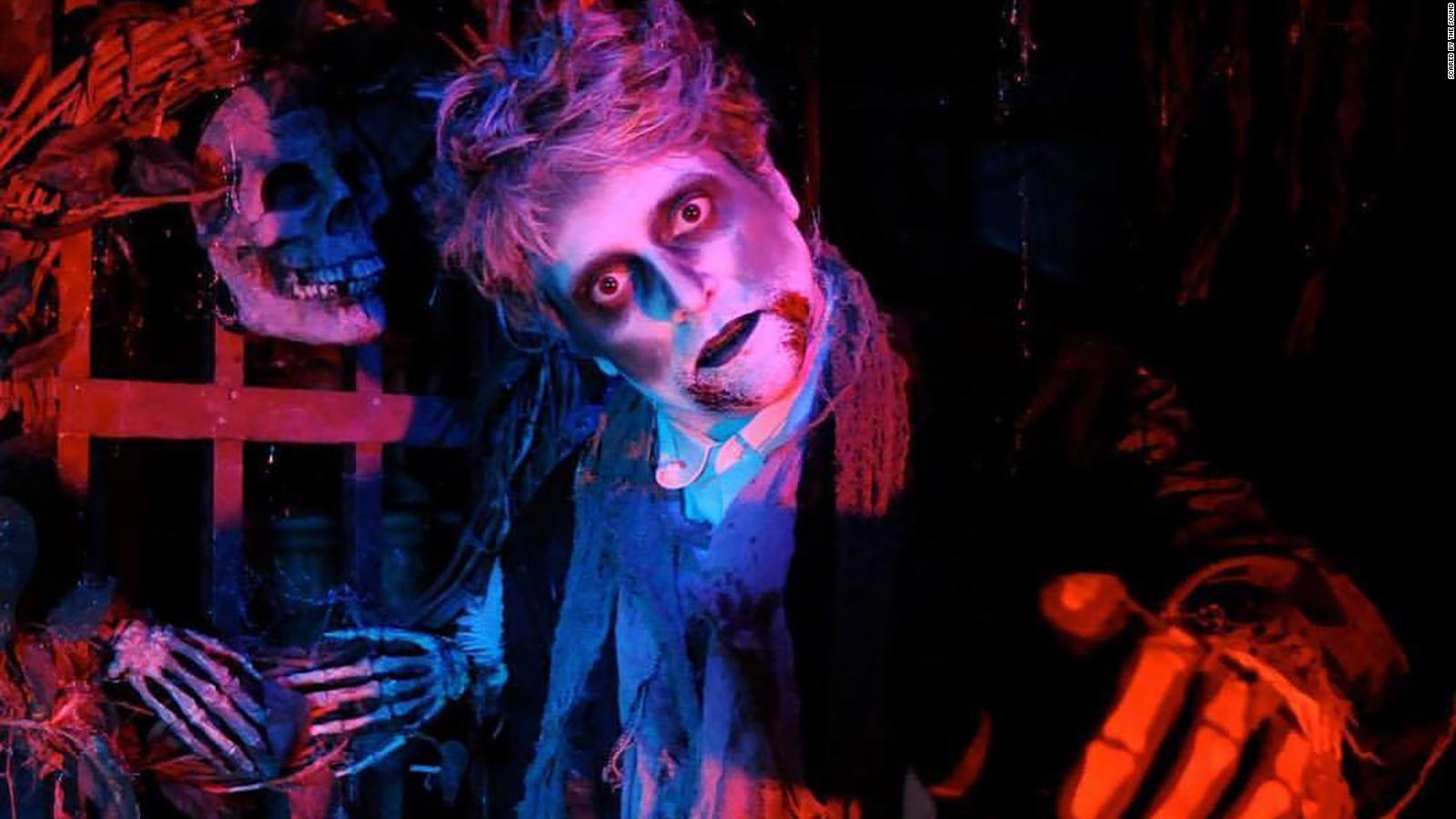 10 Best Haunted House Attractions Across The Us For 2019 Cnn Travel