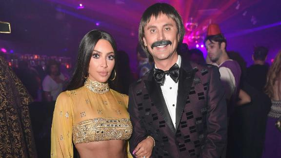 At the 2017 Casamigos Halloween Party, Kim Kardashian and Jonathan Cheban dressed as Cher and Sonny.