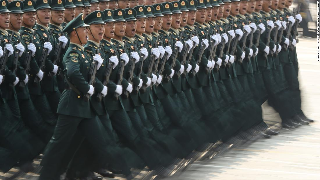 Whether it's Trump or Biden, the rise of China's military is a problem to be faced