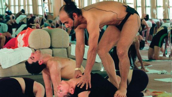 """Bikram: Yogi, Guru, Predator"": This documentary explores the dramatic rise and fall of Bikram Choudhury, the controversial founder of hot yoga. (Netflix)"