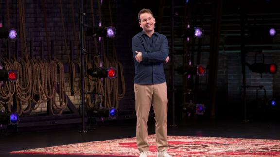 """""""Mike Birbiglia: The New One"""": Comedian and storyteller Mike Birbiglia brings his award-winning Broadway show to a global audience for his newest and most highly anticipated comedy special. (Netflix)"""