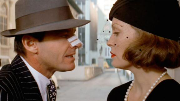 """""""Chinatown"""": Jack Nicholson stars in this Roman Polanski-directed neo-noir classic that features a twist. (Hulu)"""