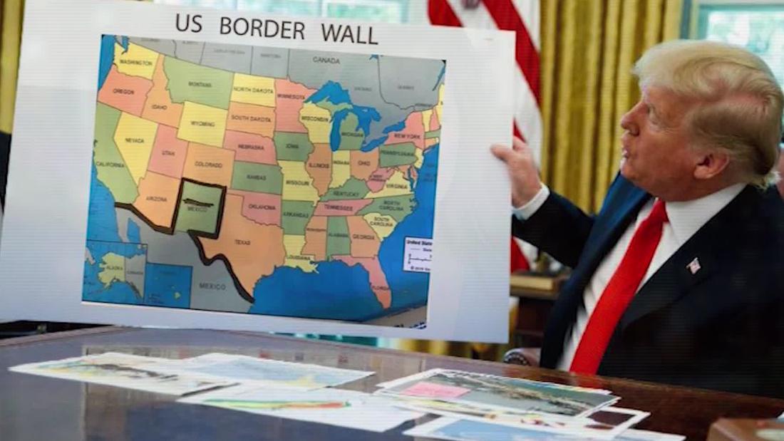 Internet mocks Trump's 'Great Wall of Colorado' - CNN Video