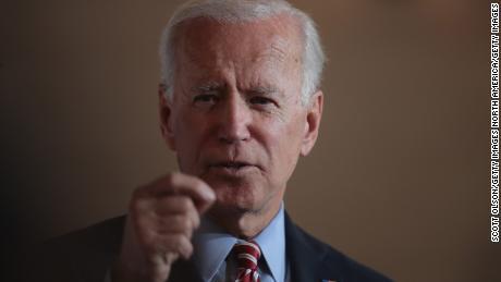 Joe Biden launches a middle-class work plan