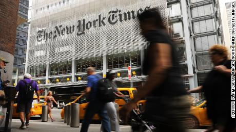 New York Times publisher responds to staff outrage over Tom Cotton op-ed