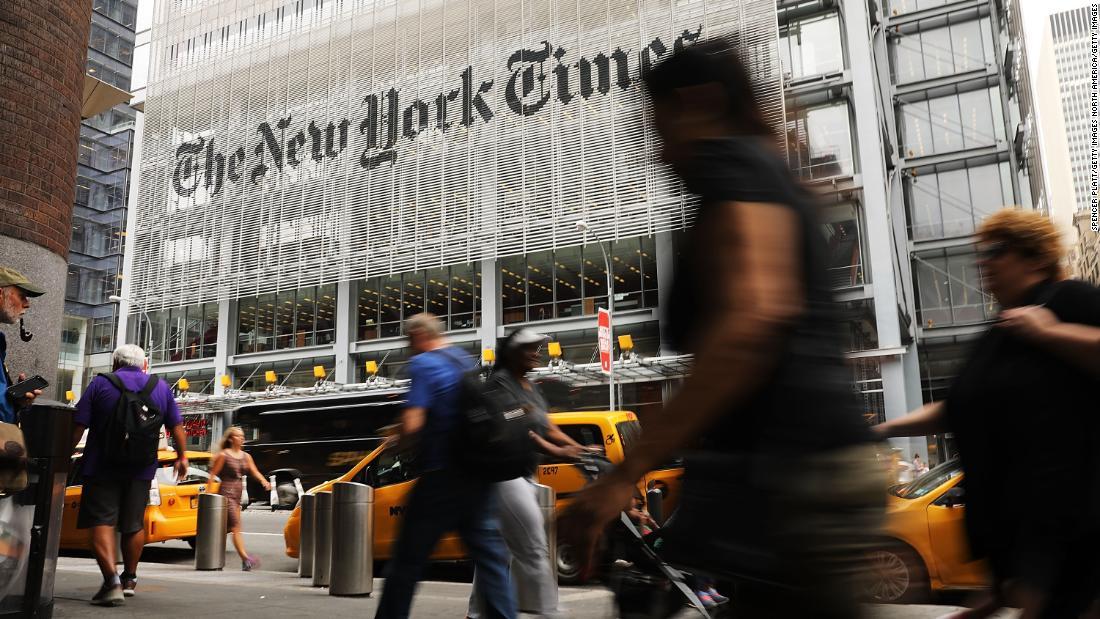 Analyse: Die New York Times: