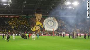 Zlatan Ibrahimovic Lafc Beats La Galaxy In Possible
