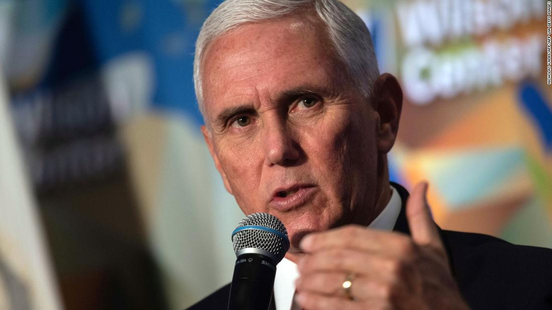 Pence urges Senate Democrats to flip on impeachment in op-ed