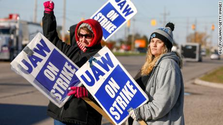 The long General Motors strike is over, as workers approve labor agreement