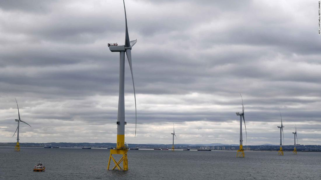 Biden administration approves first major offshore wind project in US waters - CNN