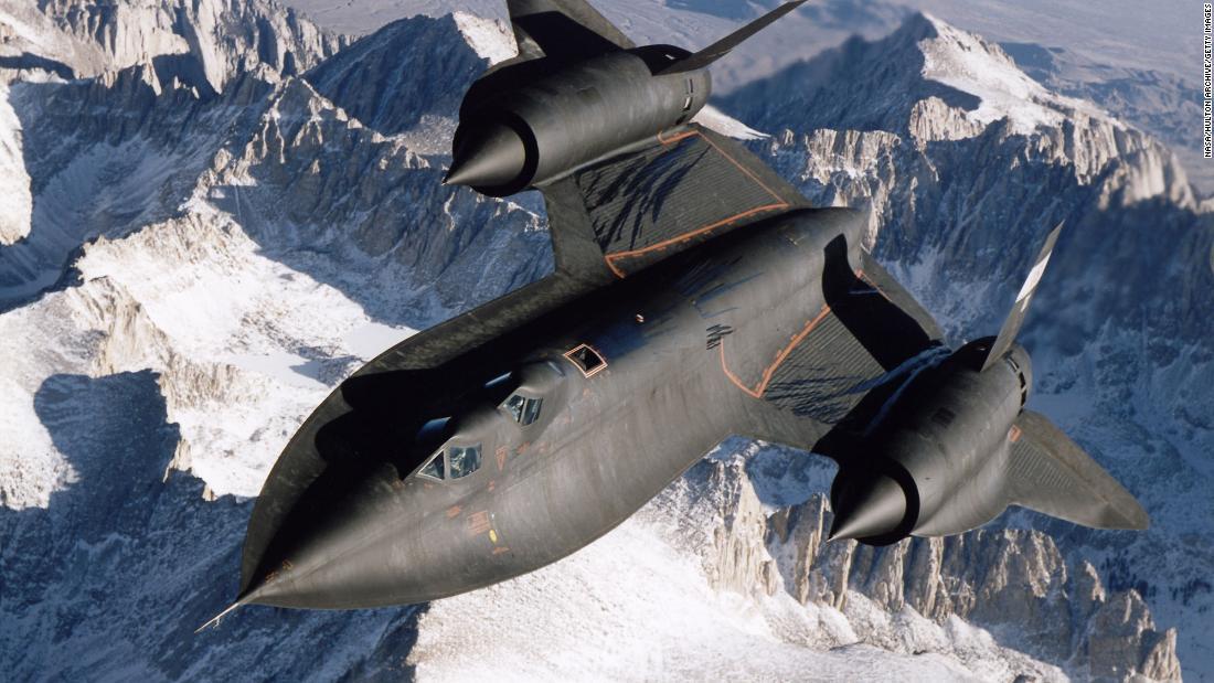 SR-71 Blackbird: Still the fastest plane