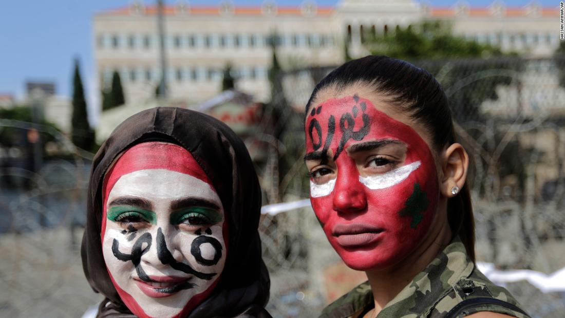 Libanon befindet sich am Scheideweg zwischen Neuanfang oder eine Rückkehr zu Unruhen