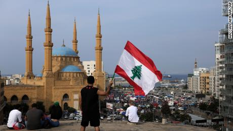 No end in sight for Lebanon anti-government protests