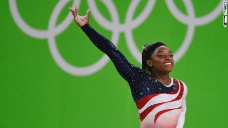 Simone Biles is expected to be one of the star athletes at Tokyo 2020
