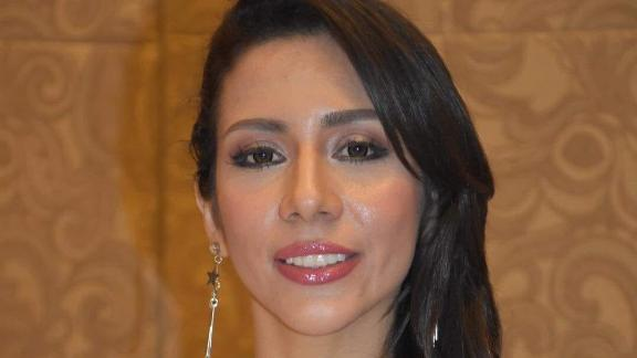 Bahareh Zare Bahari has requested asylum in the Philippines.