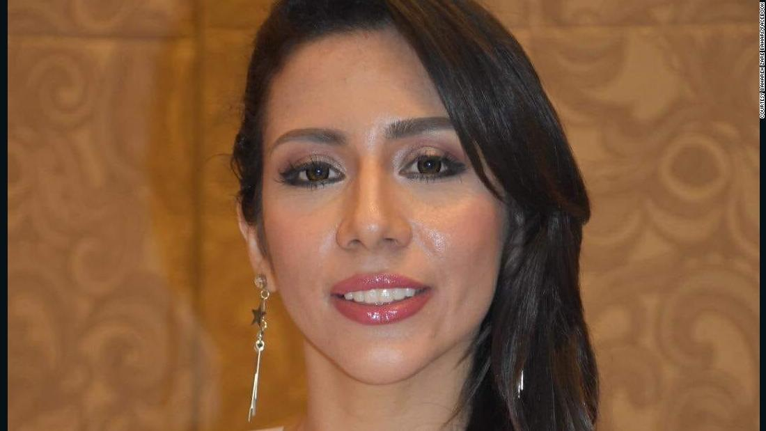 Stuck in an airport for almost two weeks, Iranian beauty queen says she will be killed if she is deported