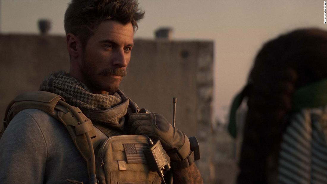 'Call of Duty: Modern Warfare' won't be slowed down by Activision Blizzard's recent controversy - CNN thumbnail