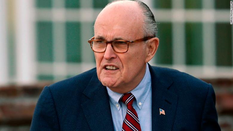 Giuliani associates' political rise followed debts and lawsuits