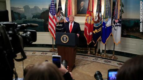 Triumph over top terrorist interrupts impeachment crisis covering Trump