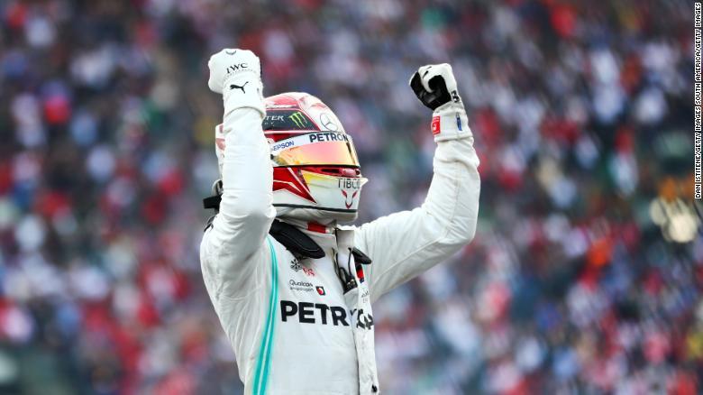 Hamilton looks to make it six titles in Austin