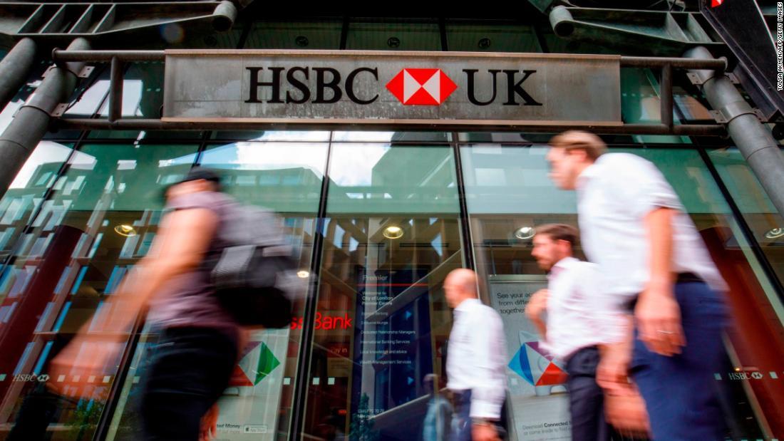 HSBC plans to cut 35,000 jobs as profit drops 33%
