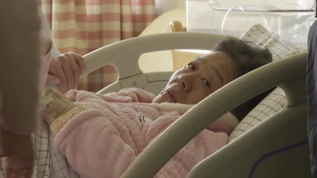 Retired doctor, 67, gives birth in China after getting 'pregnant naturally'
