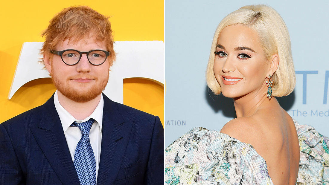 Prince was reportedly not a fan of Ed Sheeran and Katy Perry