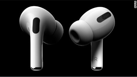 Apple unveils pricier AirPods Pro with new design and noise cancellation